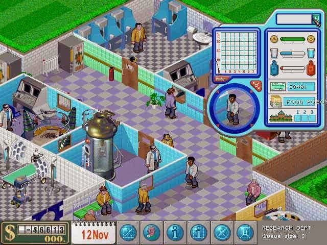 Theme Hospital Game Free Download Full Version For Pc