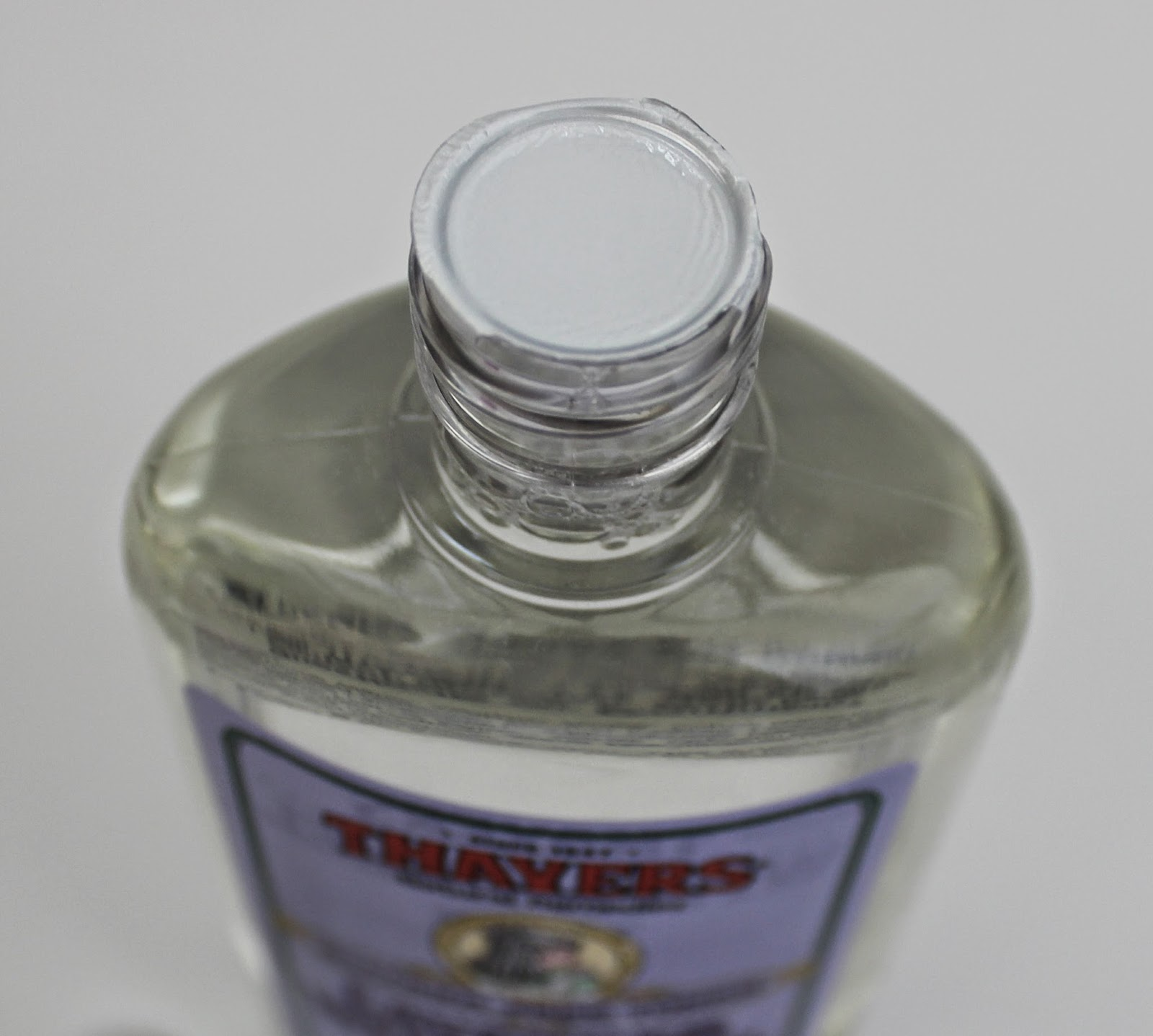 Thayers Witch Hazel Alcohol-Free Toner Lavender