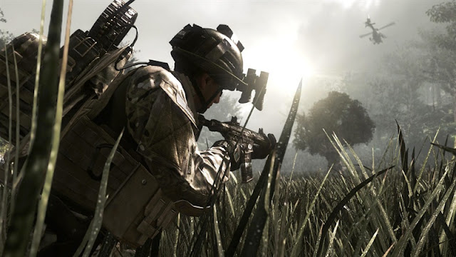 Call of Duty Ghosts Free Download Photo