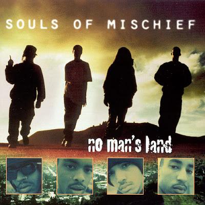 Souls Of Mischief – No Man's Land (CD) (1995) (FLAC + 320 kbps)