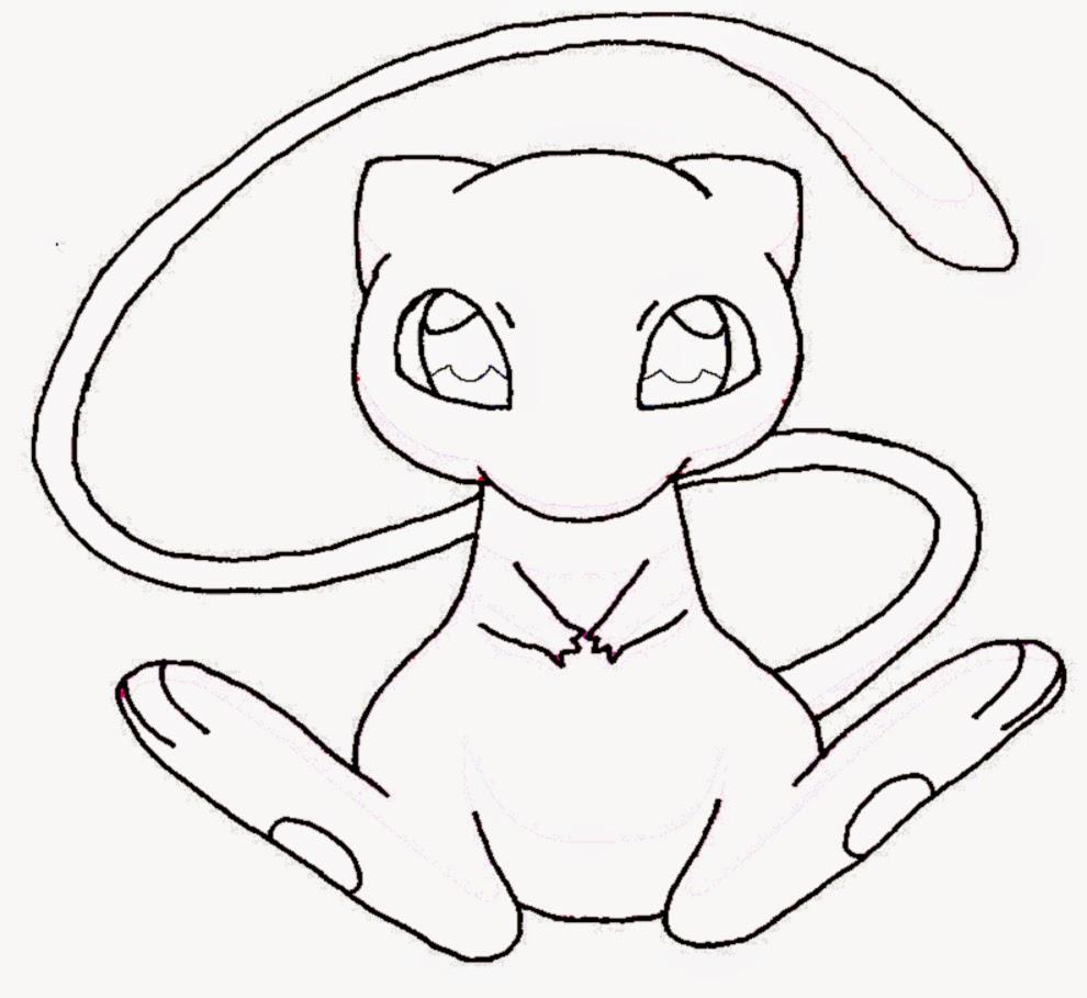 Disegni da colorare dei pokemon for Immagini disegni facili