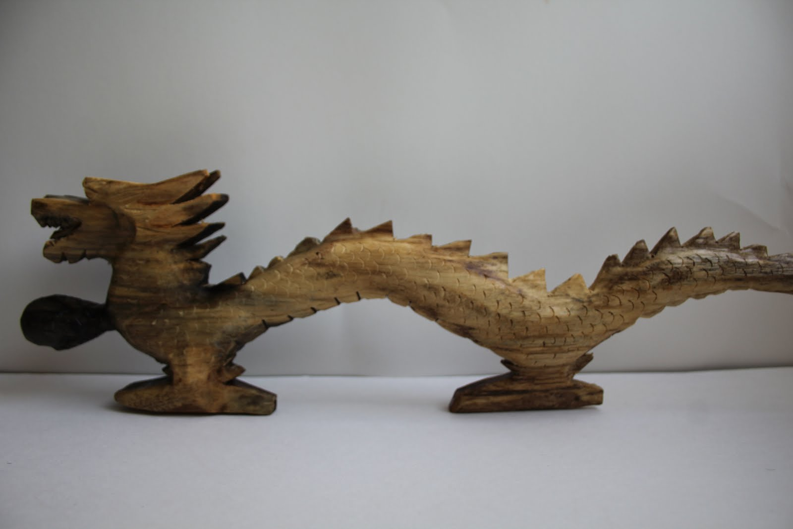 """Dragon en Majo 18"""""""