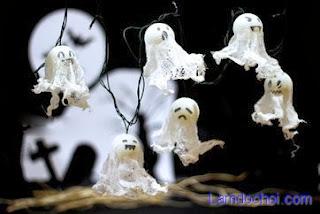 Ma trang trí halloween