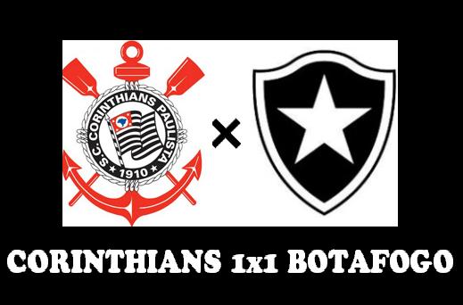 corinthians x botafogo