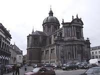 Namur Saint-Aubin's Cathedral