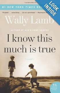 an analysis of the novel i know this much is true and the role of dominick birdsey Refining the connections in the new york times bestselling novel i know this much is true, author wally lamb chronicles thomas birdsey's descent into.