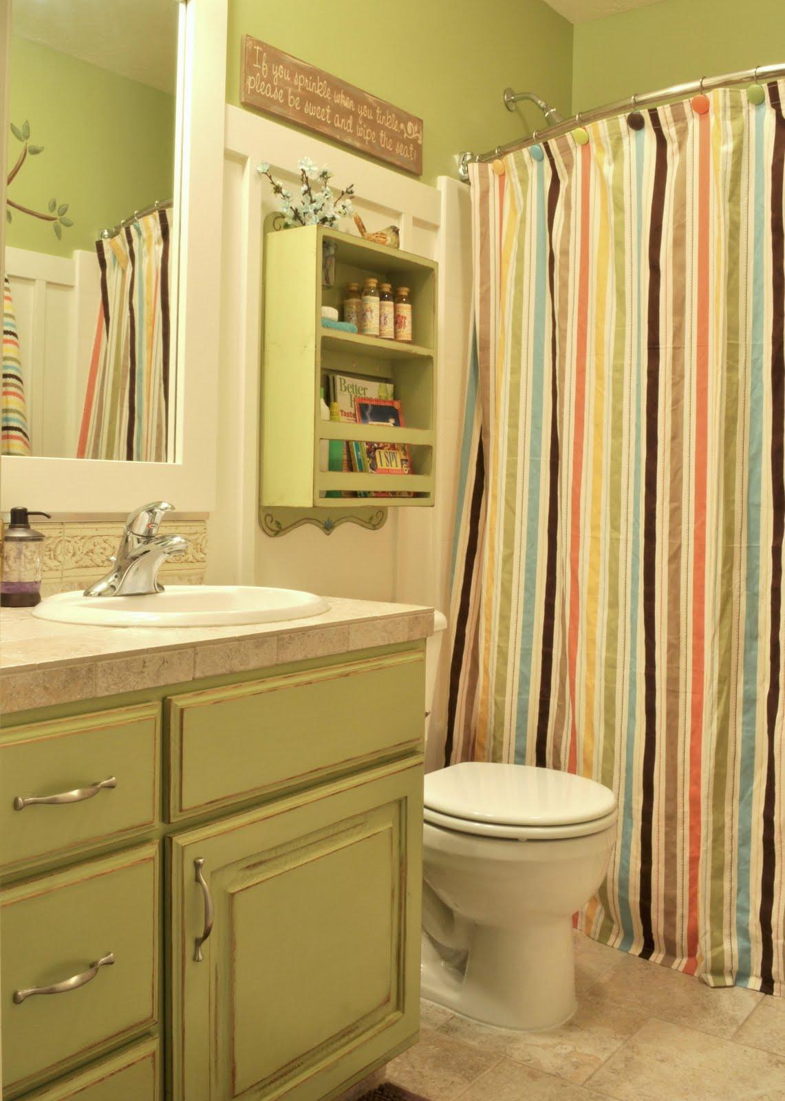 Sassy Sanctuary: The Bathroom Is Done!