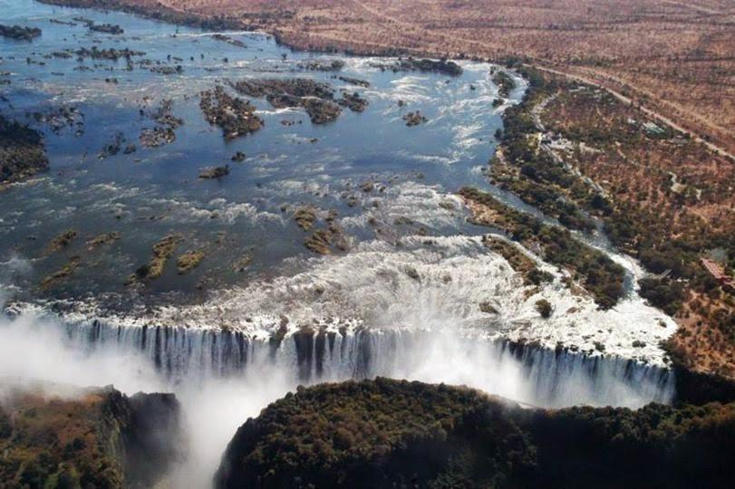 Cascate Victoria (Zimbabwe)