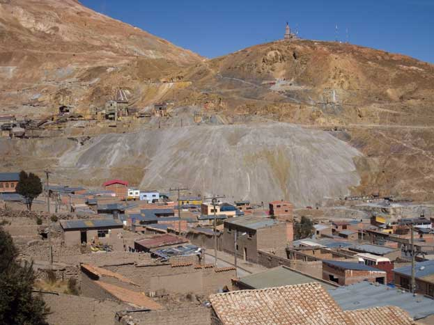 City of Potosi Bolivia