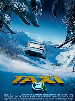 Taxi 3 - Taxi 3 2003 (2003) Poster