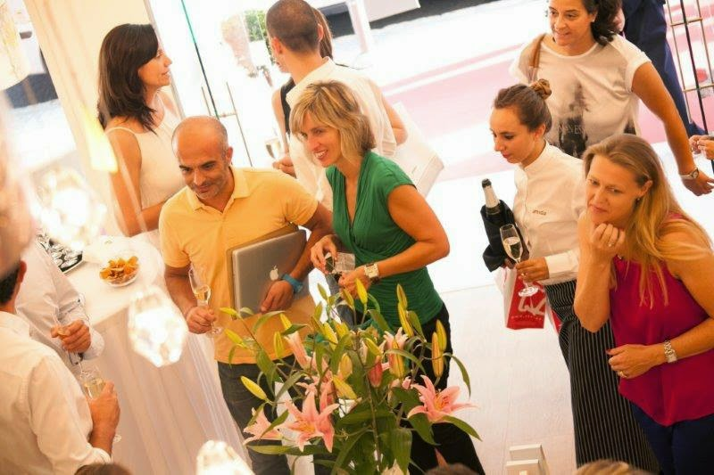 Inauguración Laura Ashley en Palma de Mallorca