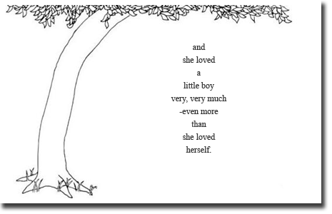 Shel Silverstein The Giving Tree Poem Free Here