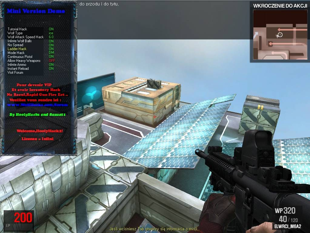 Wolfteam Mini Version Aeria Vip Oyun Hile Botu indir – Download