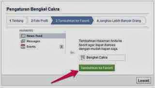 Cara Mudah Membuat Halaman Facebook Fans Page Terbaru