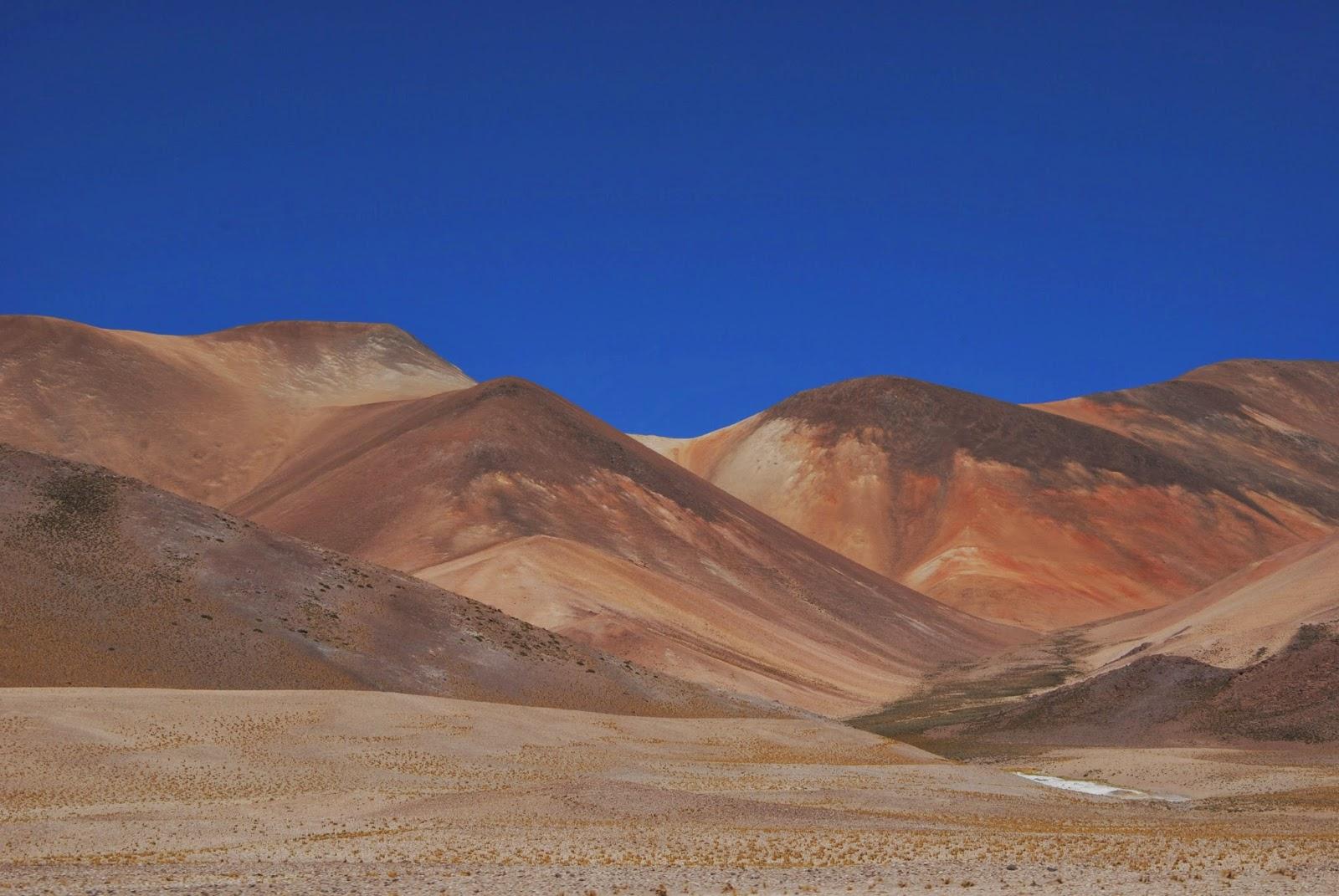 Montagnes colorées - Chili