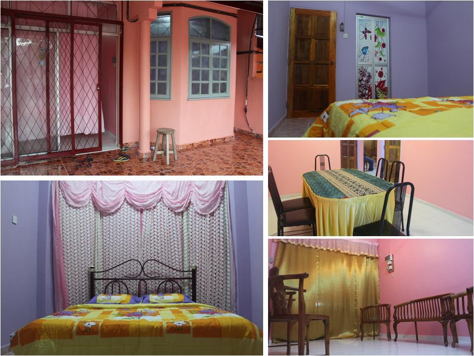 Bukit Katil Homestay Melaka Di Malaysia