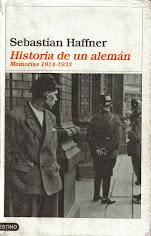 EL LIBRO DEL MES: Historia de un alemán 1914-33