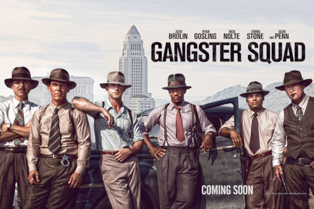 Gangster Squad Wallpaper