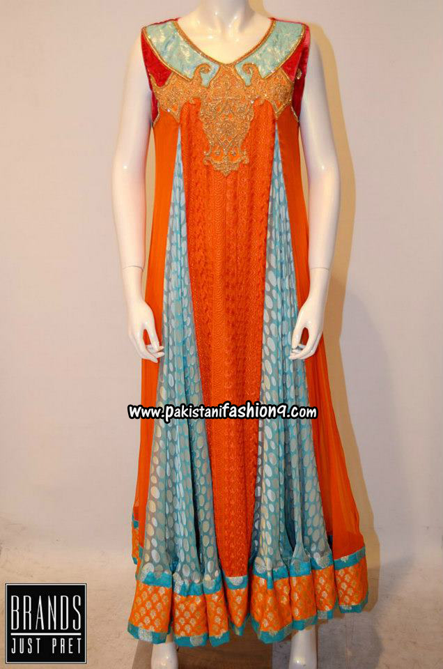 Pakistani Shalwar Kameez Fashion 2013