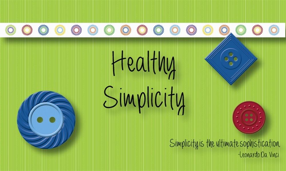 Healthy Simplicity