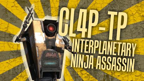 Claptrap (Borderland) - Los mejores robots del mundo de los videojuegos (I)