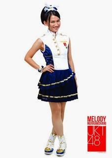 Foto dan Biodata JKT48 Melody Nurramdhani Laksani