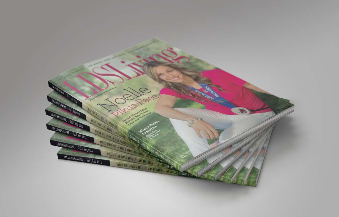 BIG Discount for LDS Living Magazine: