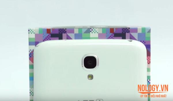 LG Vu 3: Phong cách lạ mắt và tiện dụng.