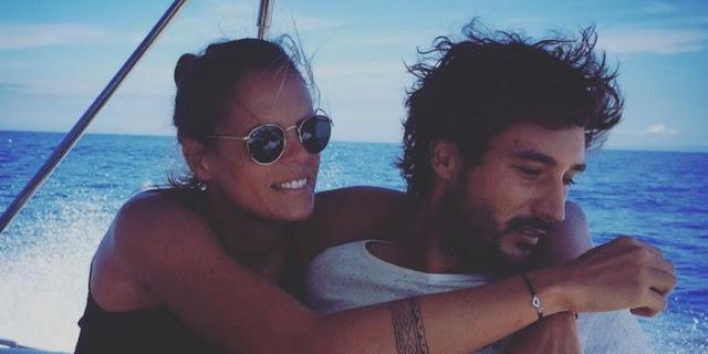 C'est le grand amour entre Laure Manaudou et le chanteur Jérémy Frérot, membre du groupe les Frérot Delavega.