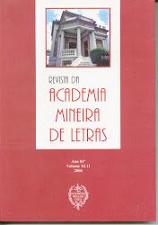 Revista da Academia Mineira de Letras, v. 84, 2006