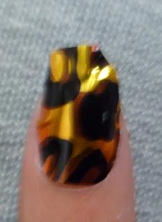 adesivo de unha tenshi nail patch