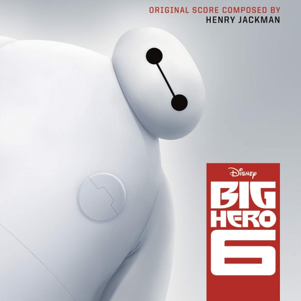 [OST] Big Hero 6 (Original Motion Picture Soundtrack)
