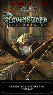 IOS Games - RAVENSWORD SHADOWLANDS IPA