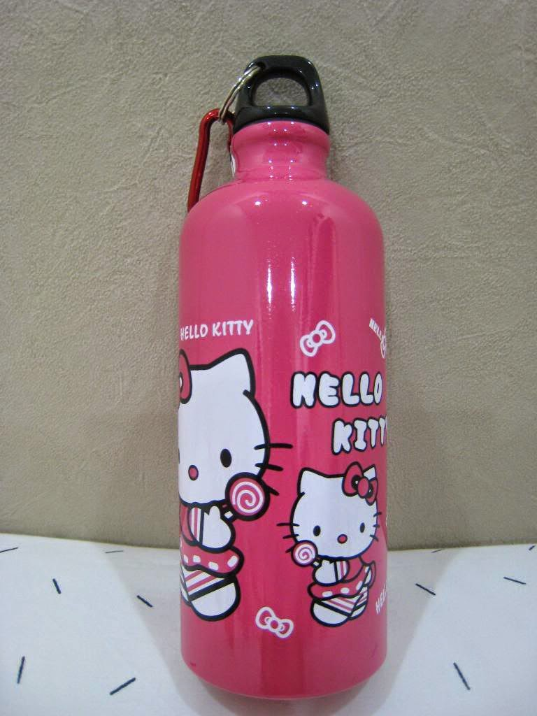 Download gambar botol minum lucu untuk anak gambar hello kitty
