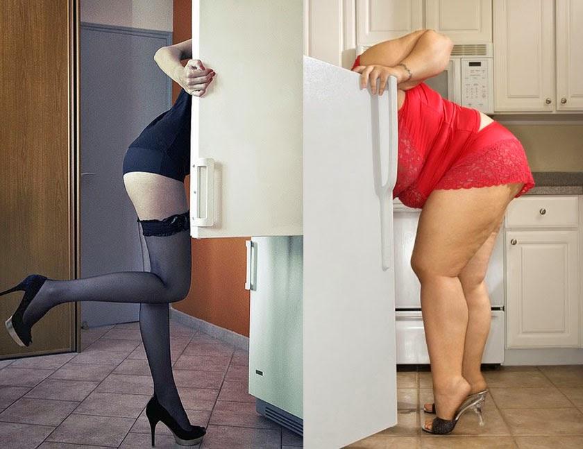 Лучший метод похудения на блоге старика Хоттабыча