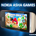 NOKIA ASHA 306 MOBILE GAMES
