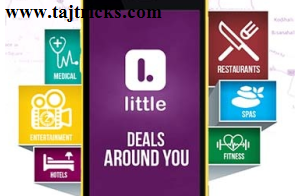 (looot) Little App - Get Flat 26% off on All Local Deals (Max Discount Rs.300)