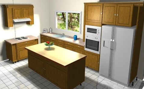 3d Kitchen Design5