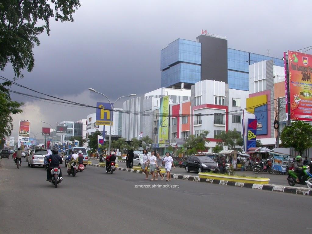 Kota Cirebon, Jl. Dr. Cipto Mangunkusumo - CSB 2