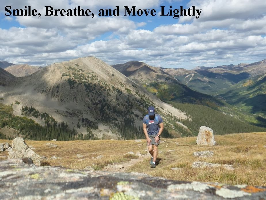 Smile, Breathe and Move Lightly