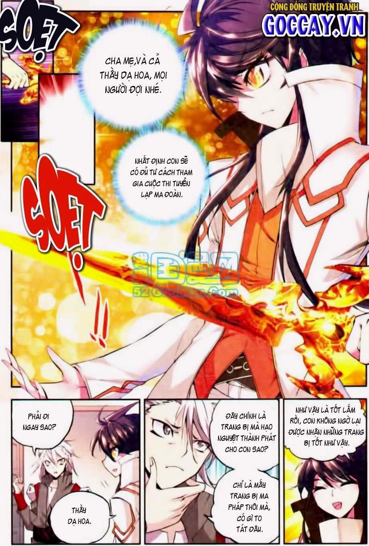 Thần Ấn Vương Tọa Chapter 24 - Hamtruyen.vn