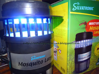 IKLAN JUALAN: Mosquito Trap