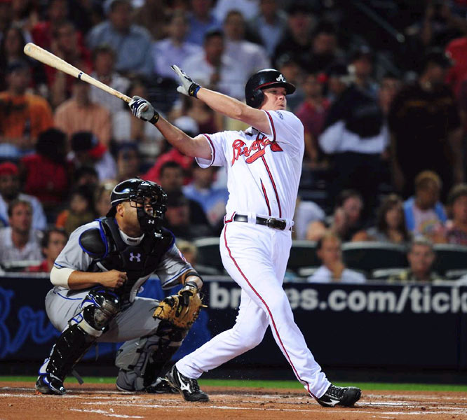 chipper jones images
