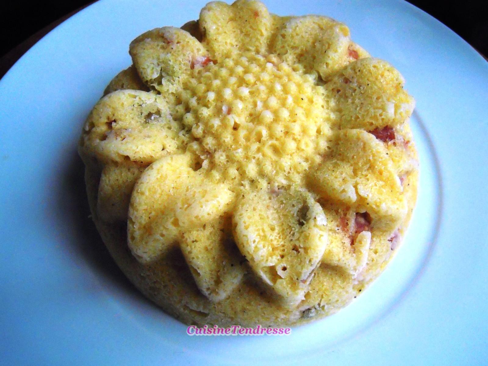 Cake Sal Ef Bf Bd Lardons Jambon