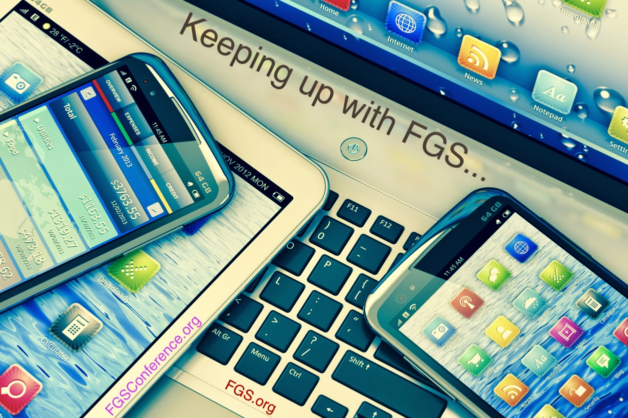 Follow FGS Social Media for Latest Conference News