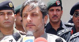 Governer Balochistan Nawab Zulfiqar Magsi