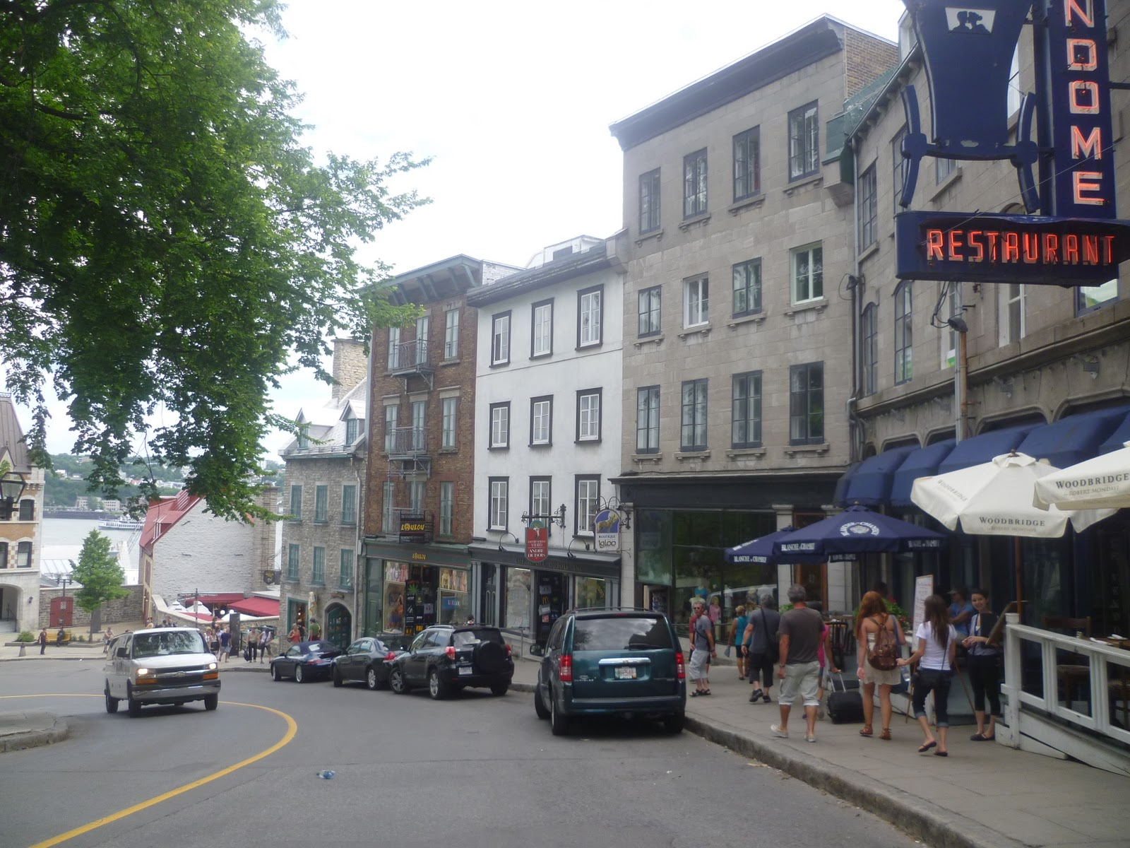 Bar rencontre ville quebec