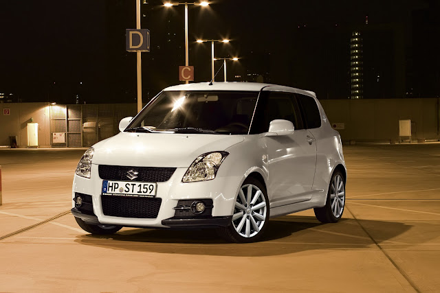 suzuki swift GT terbaru