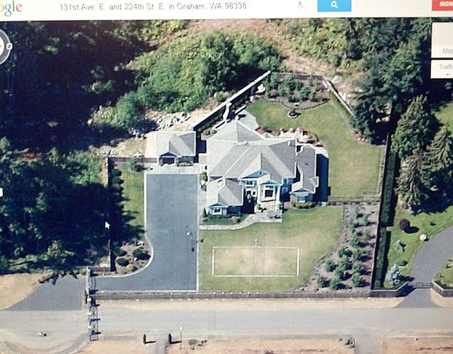 NTCC CEO Kekel's Bonco Mansion right next door to Sugar-Daddy-in-law Davis , the NTCC President de facto who also has a NTCC BONCO MANSION despite allegedly retiring in 2004. New Testament Christian Church Tithe Payers sure take care of the NTCC Board Members' lust of the eyes, lust of the flesh, and pride of life! Ouch!