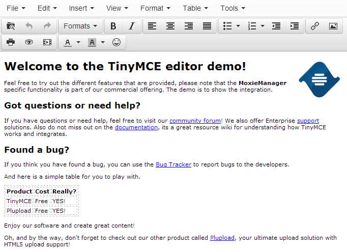 Free Online Real-Time HTML Editors